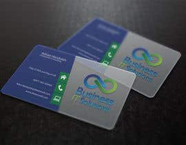 #35 untuk Design some Business Cards for Business IT Solutions oleh gohardecent