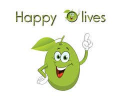 #17 pentru Design a Logo for Happy Olives - Construction de către tanzeelhussain