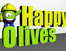#16 for Design a Logo for Happy Olives - Construction by AlbineeSara