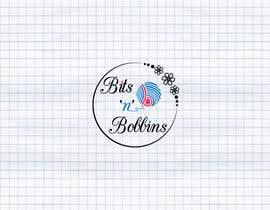 Nro 29 kilpailuun Design a Logo for  Bits 'n' Bobbins käyttäjältä ksudhaudupa