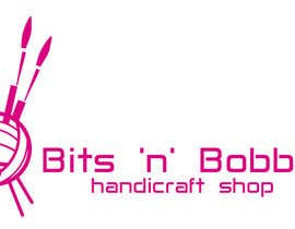 #8 for Design a Logo for  Bits 'n' Bobbins by Eurivargas