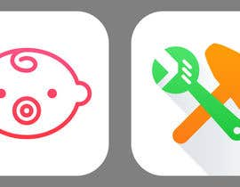#15 for Design some Icons for app by jjaguevarra