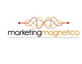 #45 untuk Logo Design for Marketing Magnetico oleh branislavad