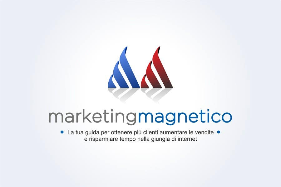 #37 for Logo Design for Marketing Magnetico by Artoa