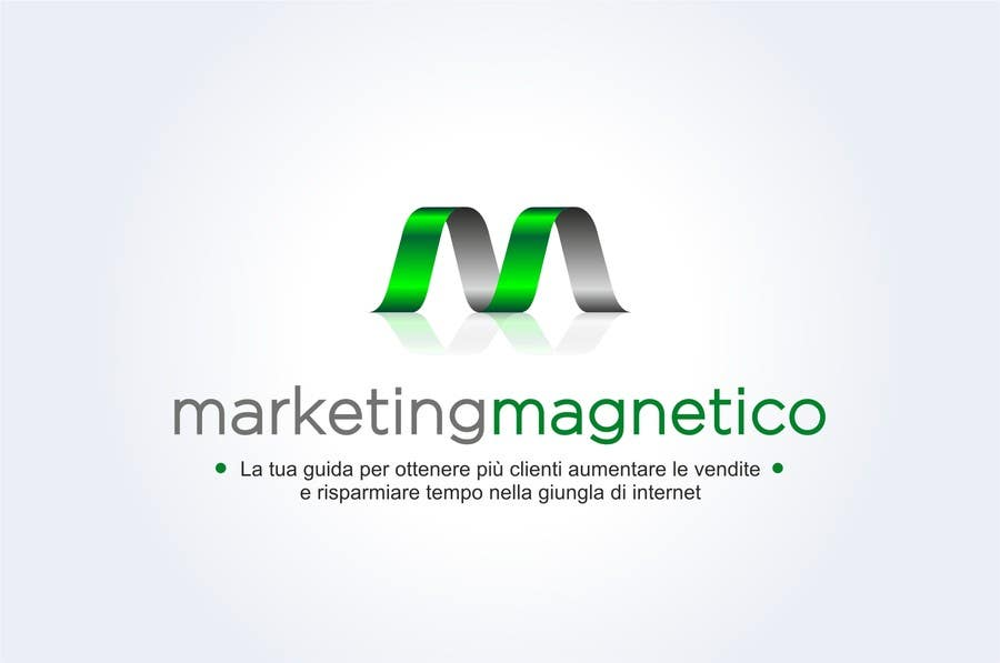 #41 for Logo Design for Marketing Magnetico by Artoa