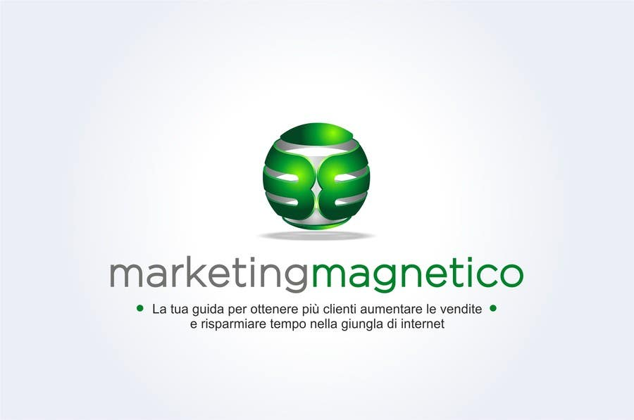 #42 for Logo Design for Marketing Magnetico by Artoa