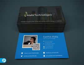 #5 untuk Looking for professional business card oleh alvinfadoil