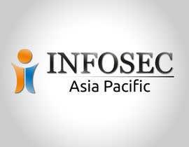 #36 untuk Design a Logo for:  Infosec Asia Pacific oleh gummil