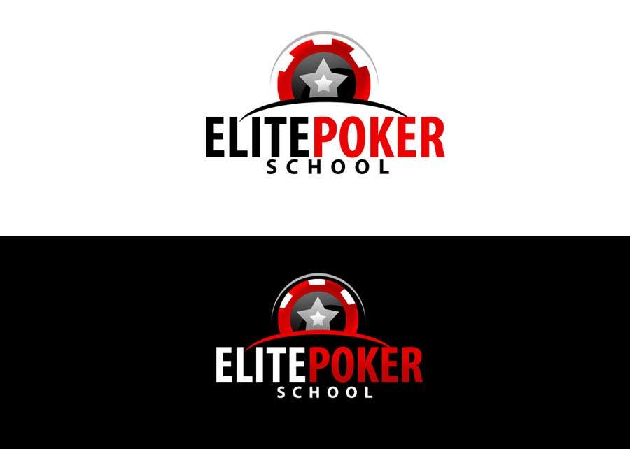 Contest Entry #                                        117                                      for                                         Logo Design for ELITE POKER SCHOOL