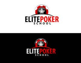 #117 para Logo Design for ELITE POKER SCHOOL de pinky