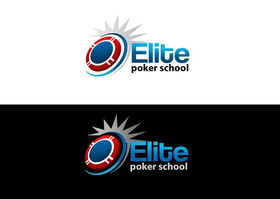 Contest Entry #                                        118                                      for                                         Logo Design for ELITE POKER SCHOOL