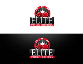 #115 para Logo Design for ELITE POKER SCHOOL de pinky