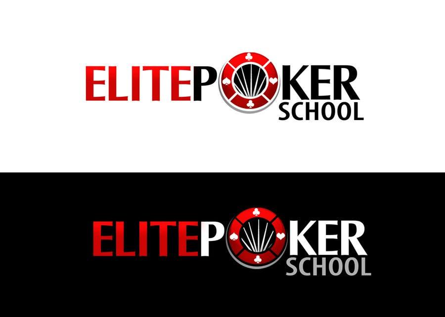 Конкурсная заявка №116 для Logo Design for ELITE POKER SCHOOL