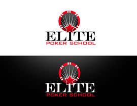 #114 para Logo Design for ELITE POKER SCHOOL de pinky