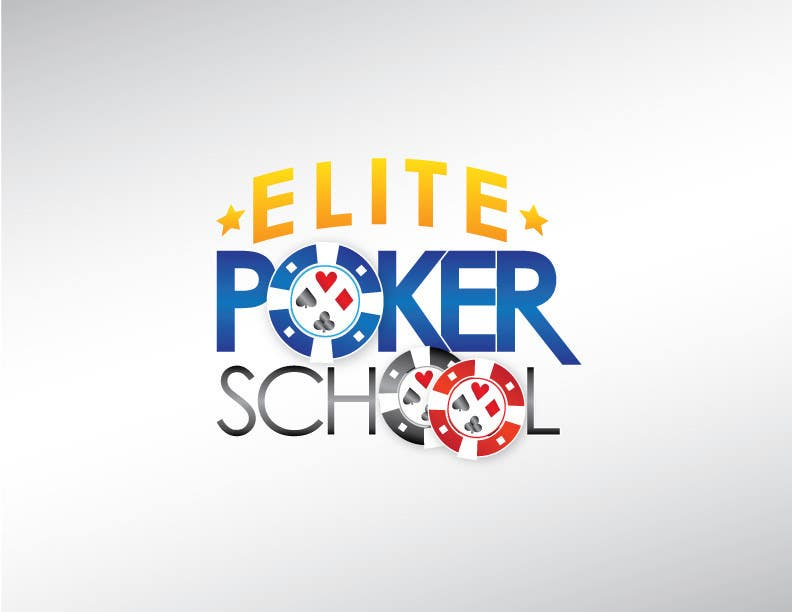 Konkurrenceindlæg #                                        33                                      for                                         Logo Design for ELITE POKER SCHOOL