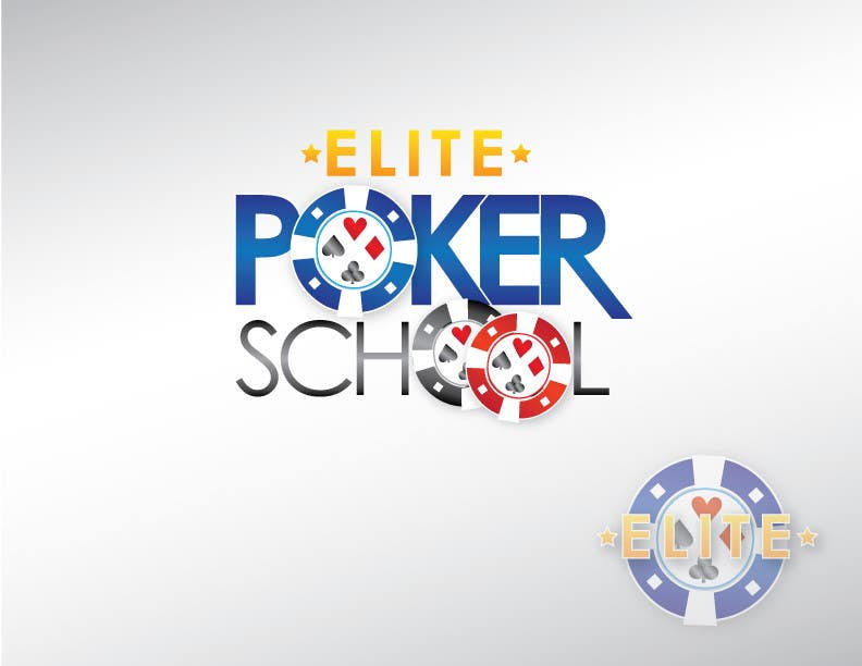 Contest Entry #                                        34                                      for                                         Logo Design for ELITE POKER SCHOOL