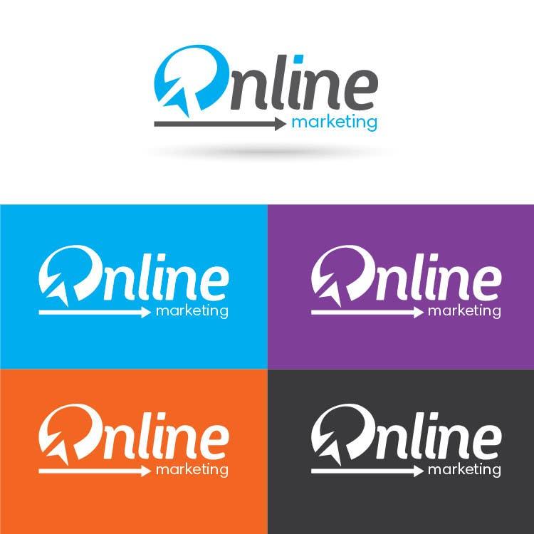 Kilpailutyö #113 kilpailussa Design a Logo for online marketing company