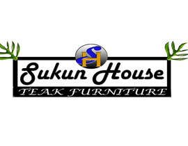 #84 for Design a Logo for Sukun House ( A wooden furniture company) by nazrulislam277