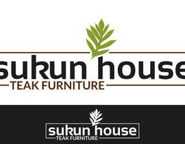 #72 for Design a Logo for Sukun House ( A wooden furniture company) by cbarberiu
