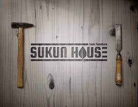 #91 for Design a Logo for Sukun House ( A wooden furniture company) by legol2s