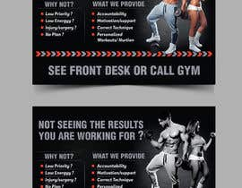 #46 untuk Personal Training Posters oleh moslehu13