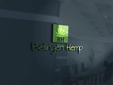 Nro 88 kilpailuun Design a Logo for Bellingen Hemp käyttäjältä ChKamran