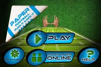 Contest Entry #130 for Graphic Design - Give our Paper Football Game Menus a NEW LOOK!