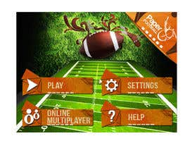#93 cho Graphic Design - Give our Paper Football Game Menus a NEW LOOK! bởi YogNel
