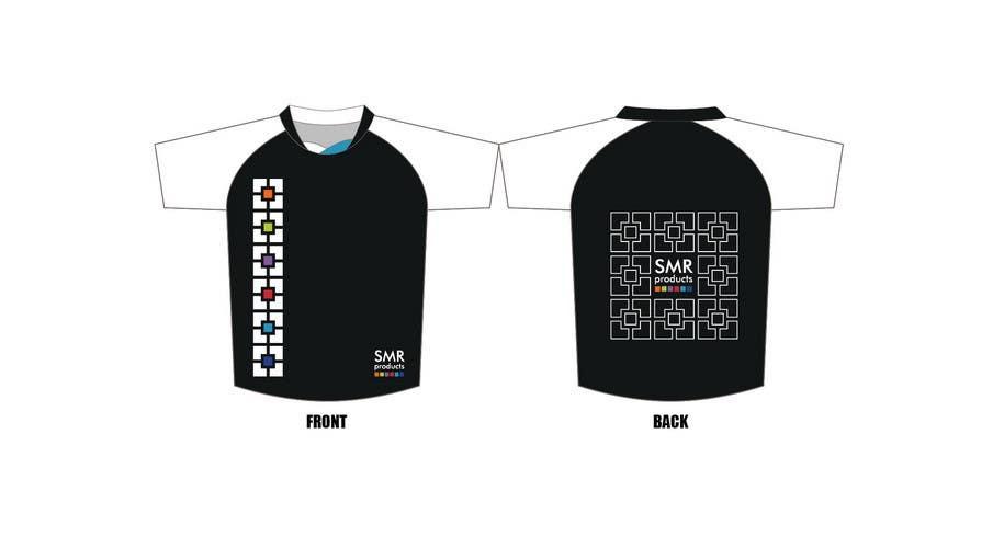 Bài tham dự cuộc thi #12 cho Design a T-Shirt for SMR PRODUCTS