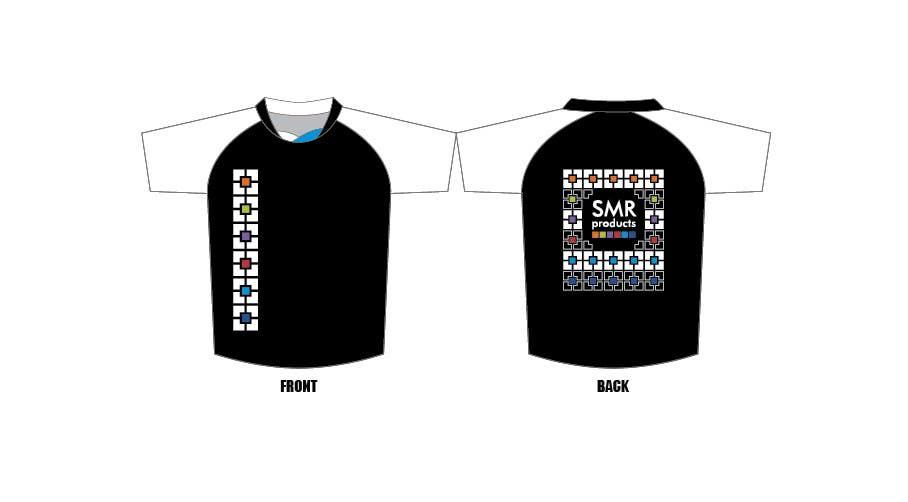 Bài tham dự cuộc thi #25 cho Design a T-Shirt for SMR PRODUCTS