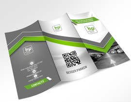 #10 for Design a Tri-Fold Brochure Flyer by Mondalstudio