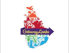 #42 for Design a Logo for GetawayLanka by HansLehr