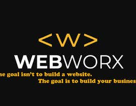 #11 for tag line for my company Webworx by freelanceraslam2