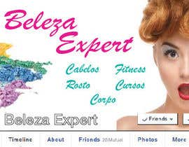 #15 untuk Design Facebook cover for Beleza Expert (fan page) oleh brissiaboyd