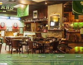#34 untuk Build a Website for an Irish Pub oleh yves1983