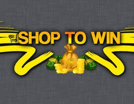 "#2 untuk Design a Logo for ""Shop to Win"" oleh aplesea95"