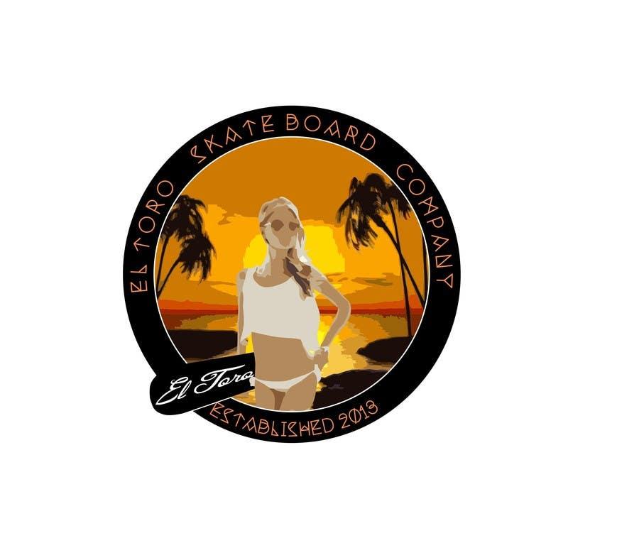 Bài tham dự cuộc thi #3 cho Logo Design for skateboard company