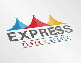 #102 pentru Design a Logo for 'Express Tents & Events' de către jenylprochina