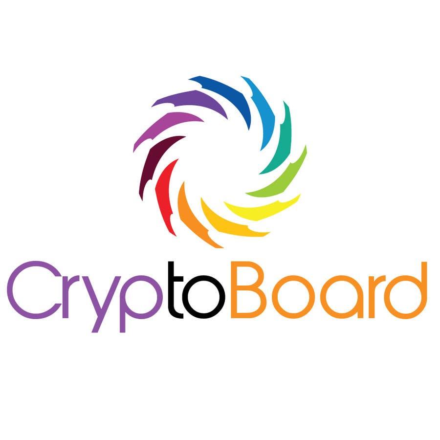 Inscrição nº 29 do Concurso para Logo Design for CryptoBoard