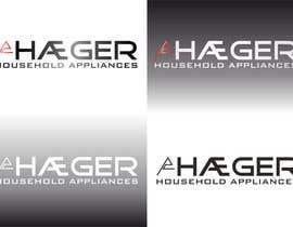 #133 pentru Desenvolver uma Identidade Corporativa for HÆGER de către sergiopmf