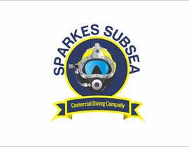 #32 for Design a Logo for Sparkes Subsea by FERNANDOX1977