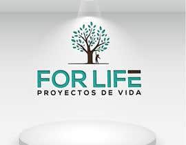 #17 for For life  (slogan proyectos de vida) by MasterdesignJ