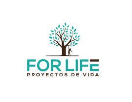 #19 for For life  (slogan proyectos de vida) by MasterdesignJ
