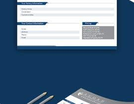 #141 for Design and Easy to Use Order Form / Flyer by MuhammadGfx