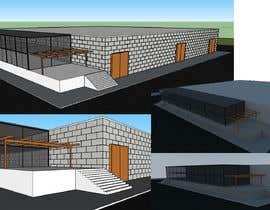 cesarqflorez tarafından 3D  warehouse modeling için no 1