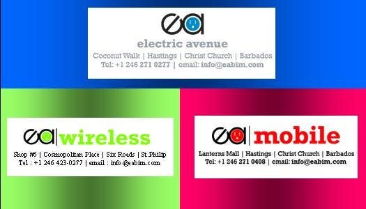 Inscrição nº                                         44                                      do Concurso para                                         Business Card Design for Electronics/Technology Store