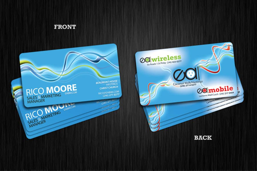 Bài tham dự cuộc thi #                                        57                                      cho                                         Business Card Design for Electronics/Technology Store