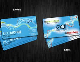 csoxa tarafından Business Card Design for Electronics/Technology Store için no 57