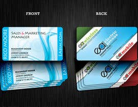 csoxa tarafından Business Card Design for Electronics/Technology Store için no 36