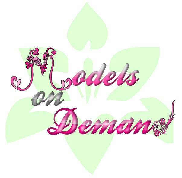 Bài tham dự cuộc thi #7 cho Design a Logo for Models On Demand